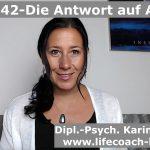 42 - die Antwort auf alles
